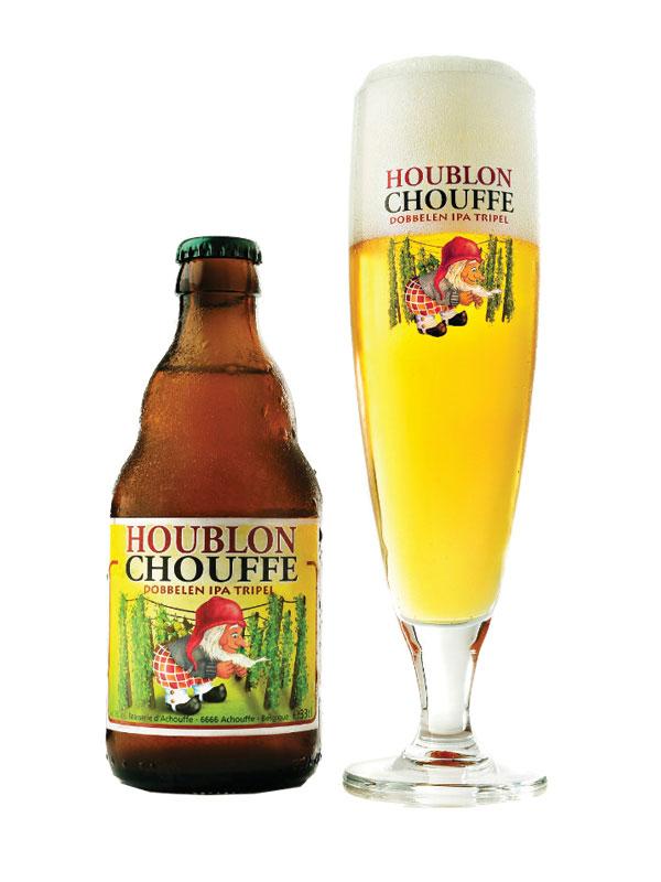 beer houblon choufffe