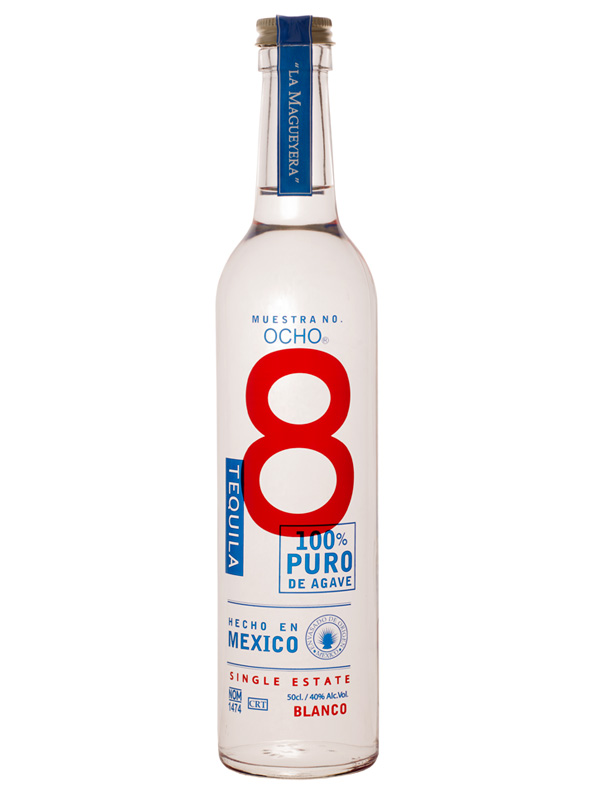 Ocho Tequila Blanco