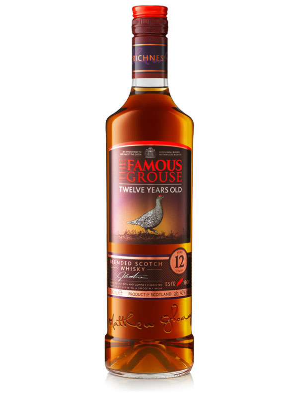 The Famous Grouse 12 Y.O.