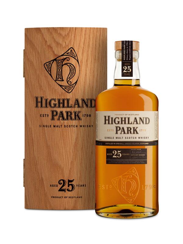 Highland Park Malt Whisky 25 Y.O.