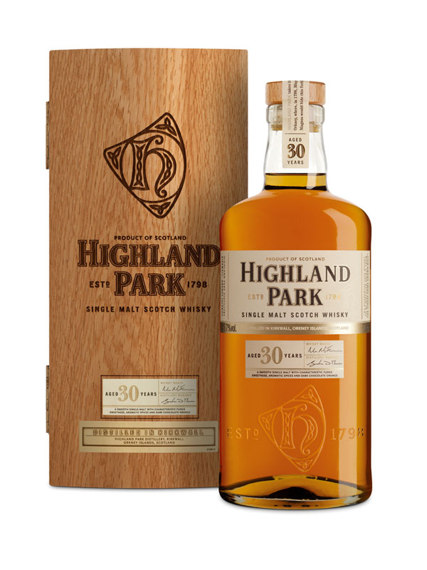 Highland Park Malt Whisky 30 Y.O.