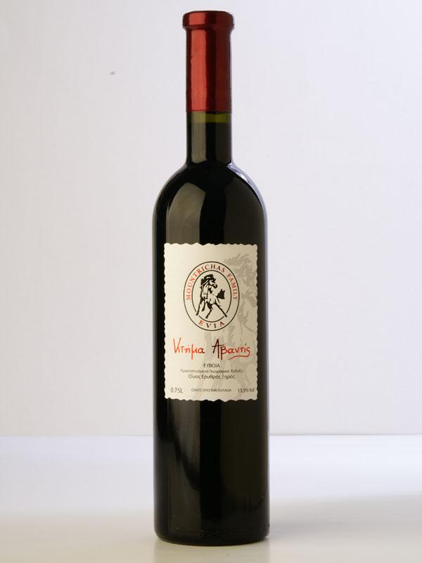 Ktima Avantis Red Dry,Grenache -Syrah -Mourvedre