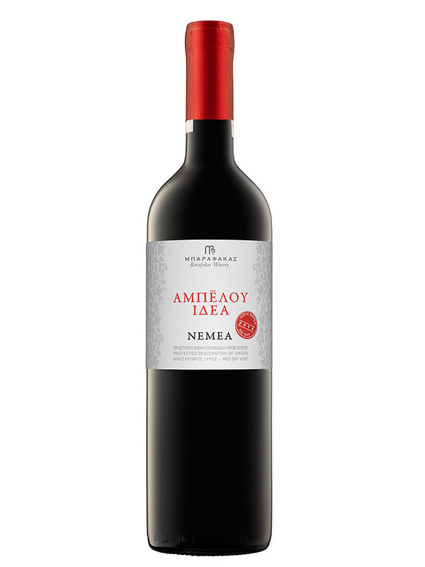 Ampelou Idea, Red Dry, 100% Aghiorghitiko