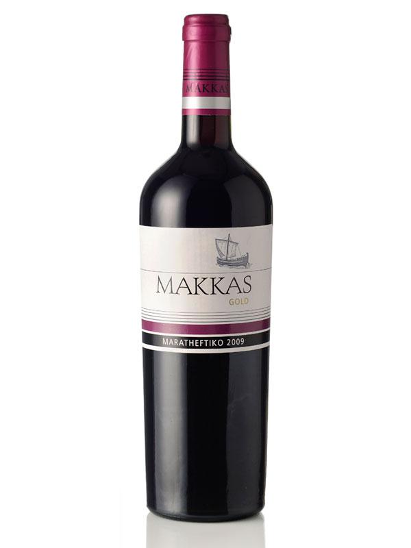 Makkas Maratheftiko (Red Dry)