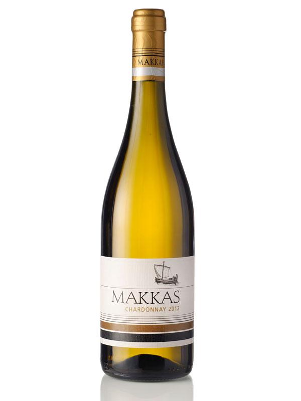 Makkas Chardonnay, White Dry