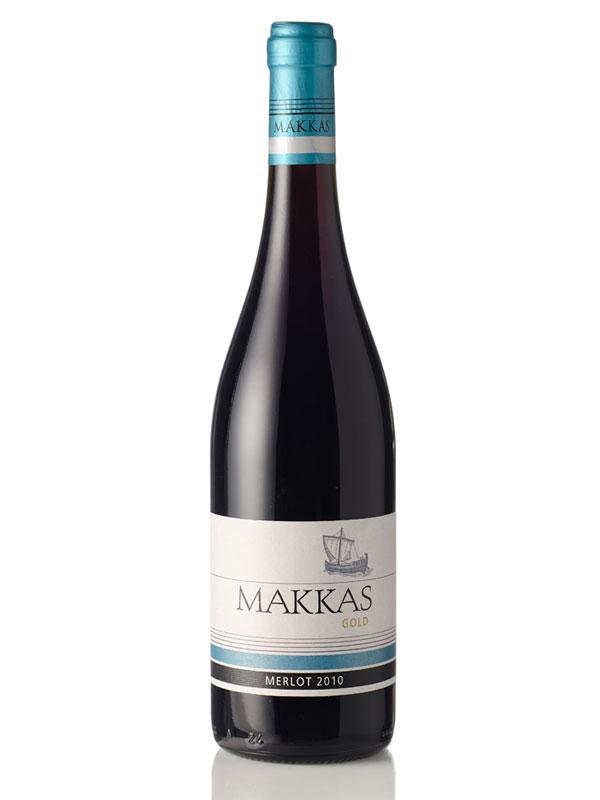 Makkas Merlot (Red Dry)