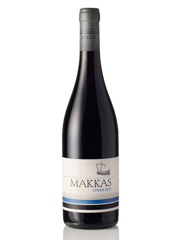Makkas Syrah (Red Dry, 100%)
