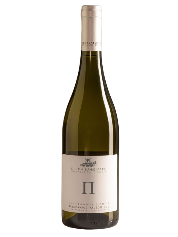 Palaiomilos Chardonnay Vareli, White Dry, 100% Chardonnay