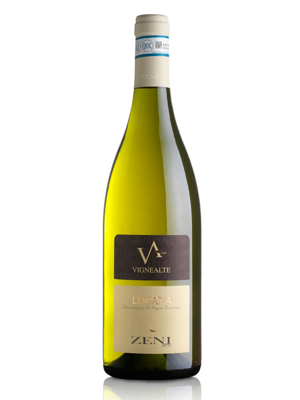 Vigne Alte Lugana, White Dry, 100% Trebiano