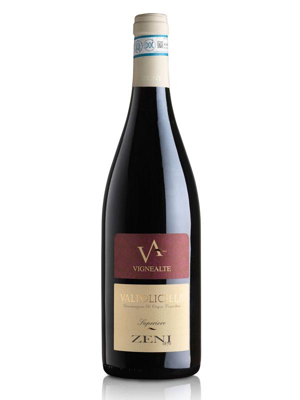 Valpolicella Vigne Alte Superiore, Red Dry, Corvina (70%), Molinara (20%), Rondinella (20%)
